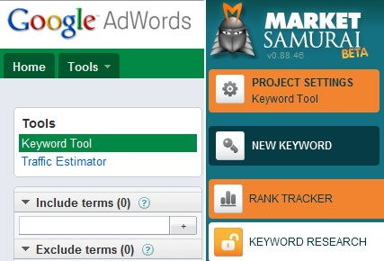 keyword suggestion tools