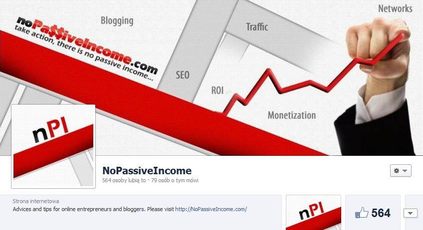 No Passive Income on Facebook
