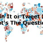 Pinterest or Twitter – Who is The Best Marketer?