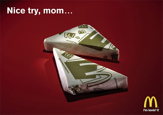 Creative-Ads-from-McDonalds-nice-try-mom