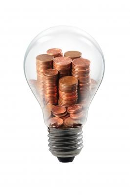 Bulb Lamp Coin