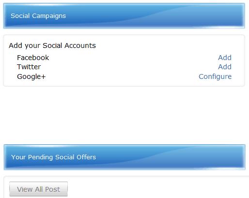 Guest Crew social page screenshot