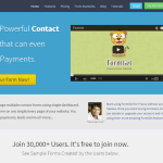 FormGet : a Powerful Contact Form Generator (Even for Collecting Payments!)
