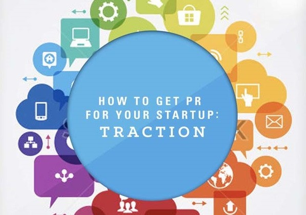 """How to get PR for your startup"" eBook cover"