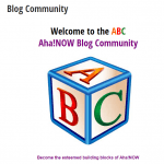 Aha!NOW Blog Community : Boost Your Connections and Get More Traffic