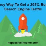 An Easy Way To Get a 205% Boost In Search Engine Traffic