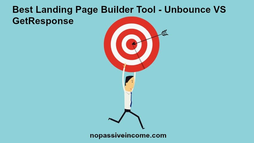 Best Landing Page Builder Tool - Unbounce VS GetResponse
