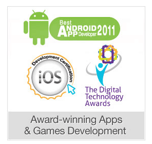best Android App developer 2011 - Temok