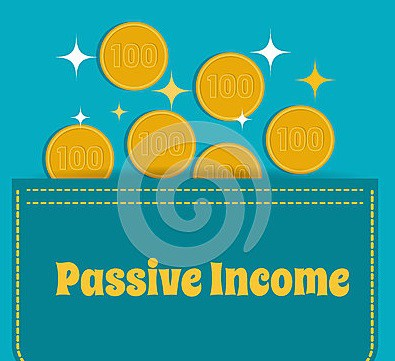 passive-income-gold-coins-fall-pocket-flat-design-business-concept