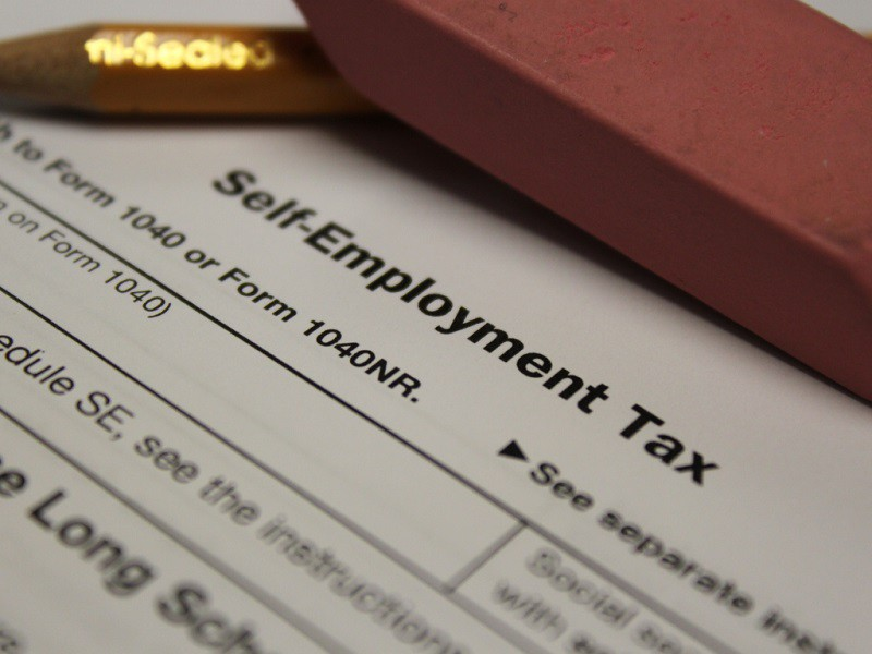self employement taxes