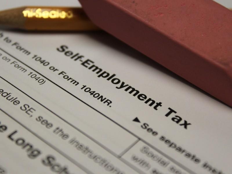 self employement taxes