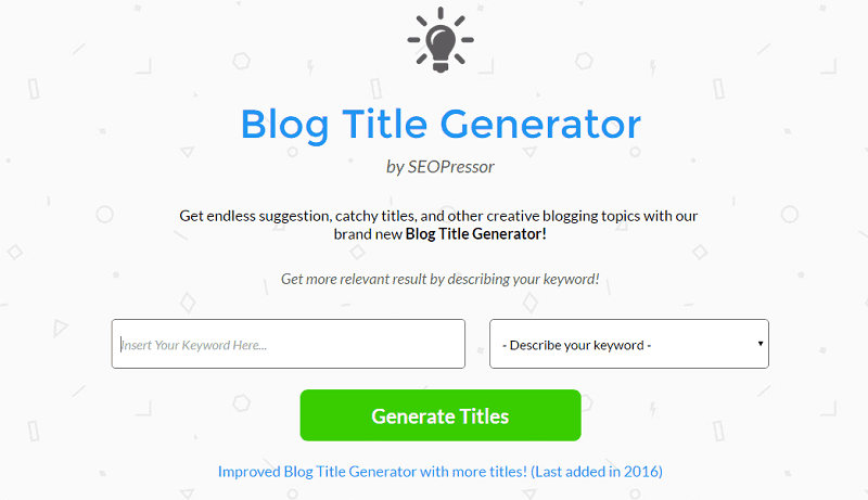 How to write many articles a day with 8 strategies seo land for Portent title maker