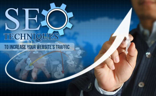 seo techniques to increase traffic