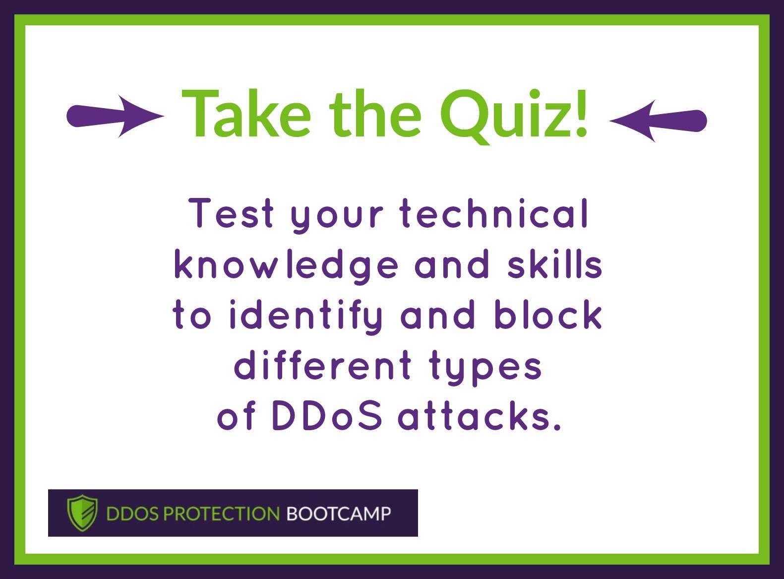 DDosBootcamp