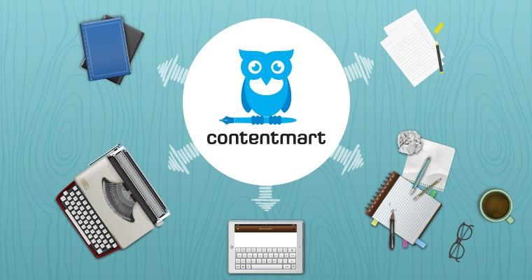 conetnt mart marketplace