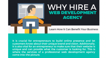 4 Reasons Why You Should Seek the Services of A Web Development Agency