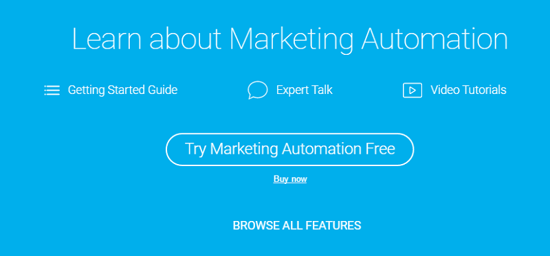 learn more about marketing automation