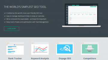 Tiny Ranker: Keep Track Of Your Site Rankings And Onpage Seo Efforts