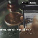 Heymarket: The Professional Way to Text