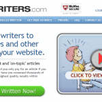 Get Paid to Write at HireWriters (Or Order Quality Original Content)