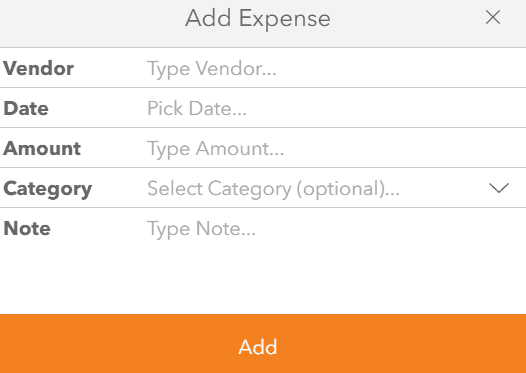 add-expenses-with-artichoke-app