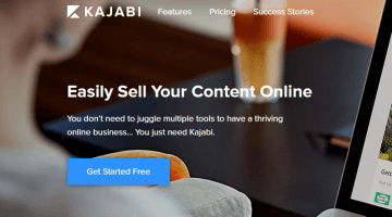 The New Kajabi: Easily Sell Your Content Online