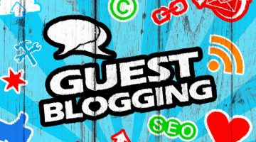 7 Amazing Benefits of Guest Blogging