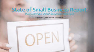 Wasp Barcode 2017 State of Small Business Report