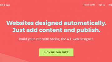 Firedrop.ai: Build Your Websites Automatically!