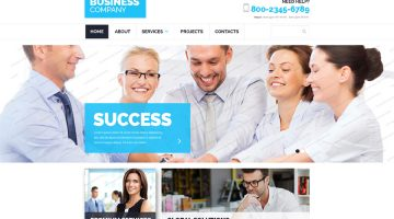 Top 15 Free and Premium Website Templates for Popular Businesses