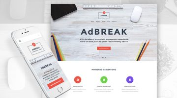 20 Most Popular Startup and Small Business WordPress Themes