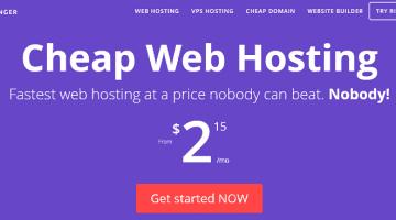 Hostinger: High-Quality Cheap Web Hosting