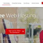 000WebHost: Free Web Hosting with PHP, MySQL, Cpanel & No Ads!