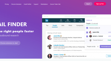 Snovio Email Finder: Useful App for Marketers and Sales People